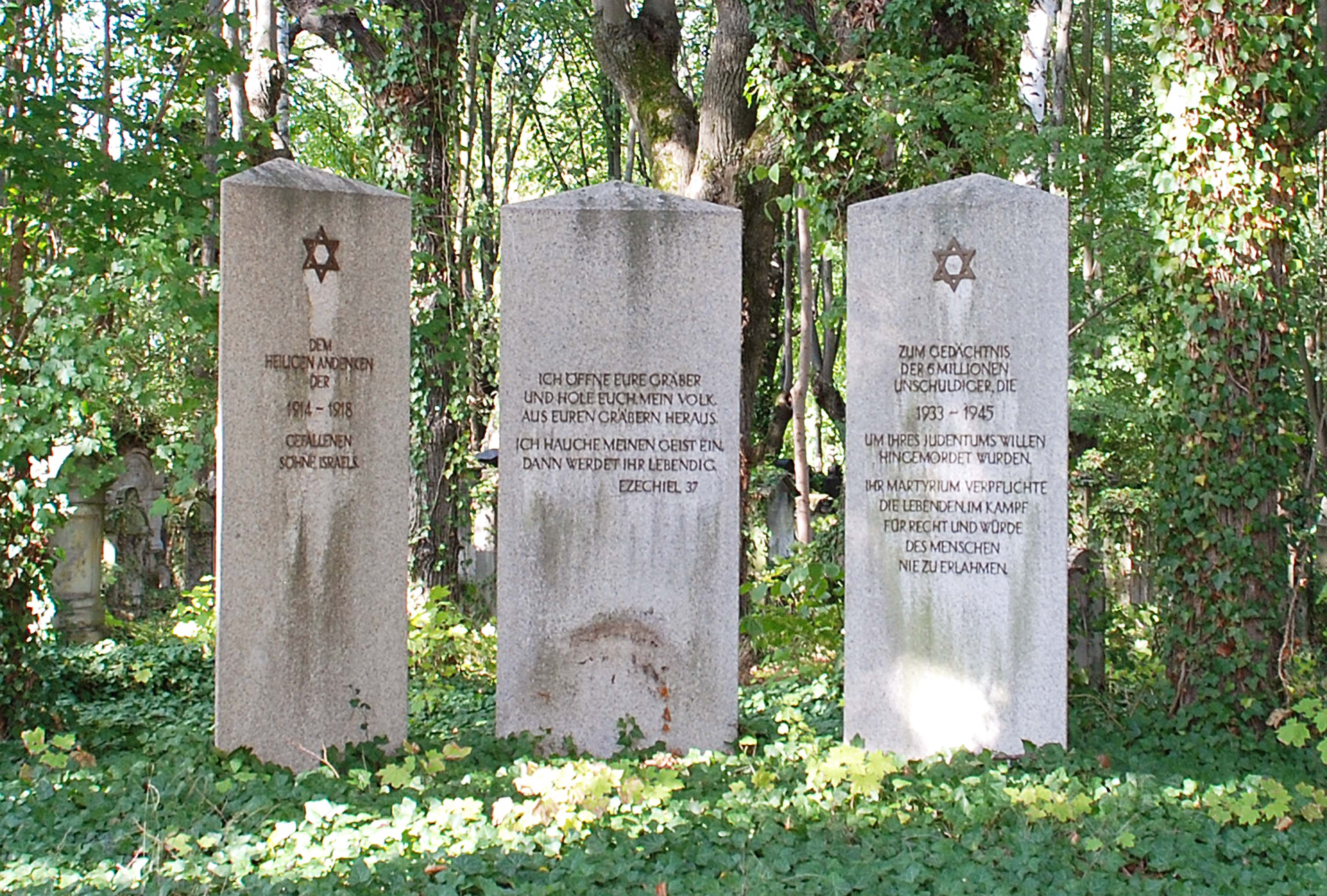 Gedenktafel jüdische Tote